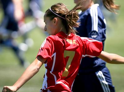 Colorado Girls Soccer
